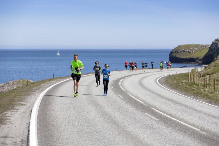Changes to Tórshavn Marathon 2021